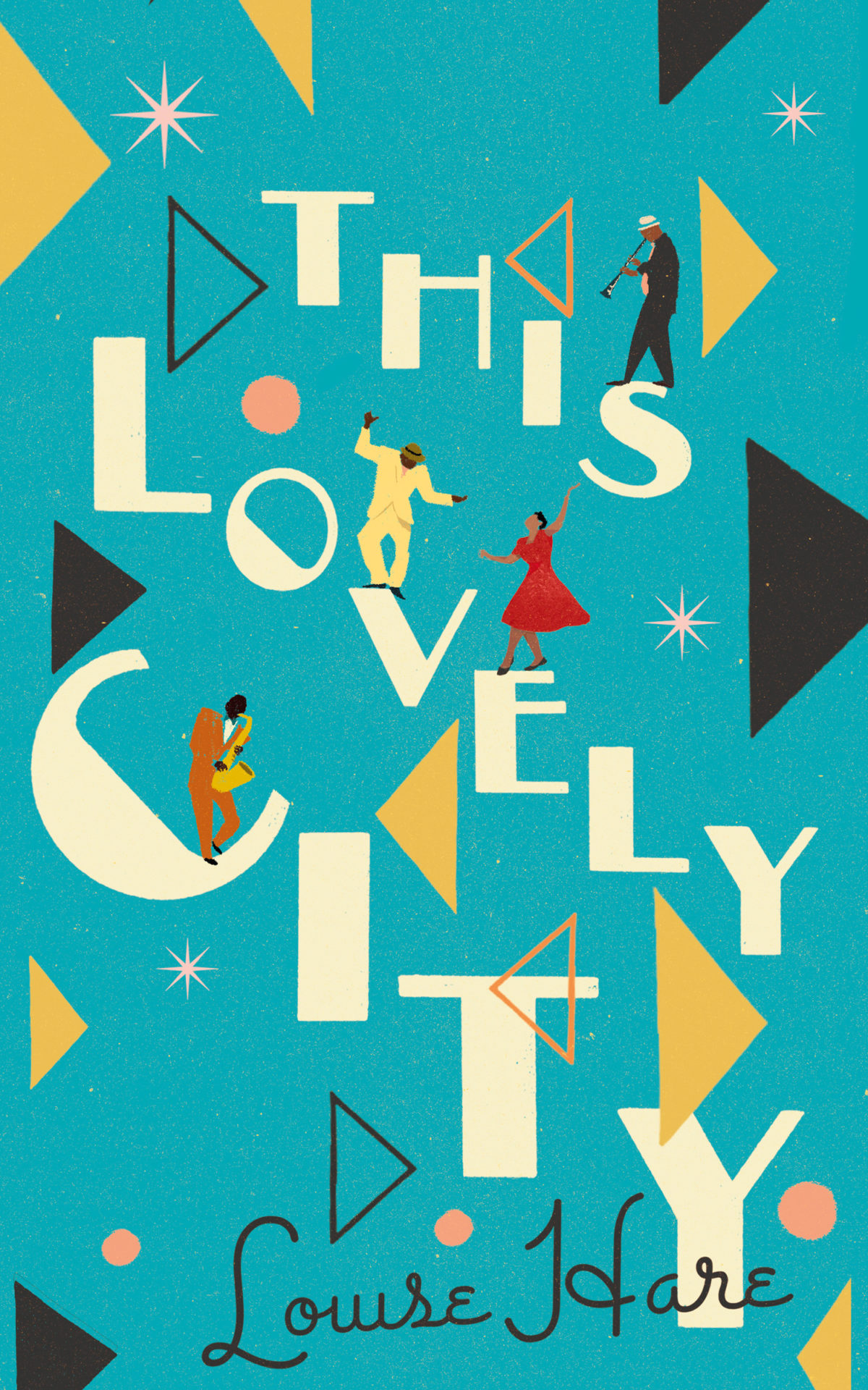 This Lovely City by Louise Hare   9780008332570