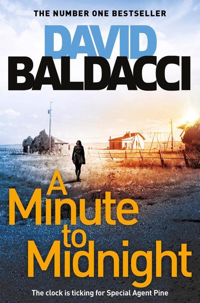 A Minute to Midnight by David Baldacci