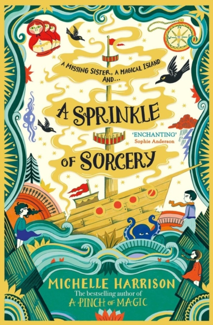 A Sprinkle of Sorcery by Michelle Harrison | 9781471183867