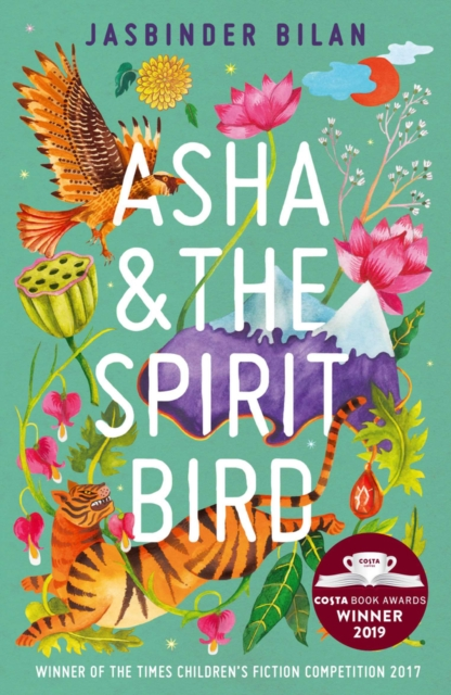 Asha & the Spirit Bird by Jasbinder Bilan | 9781911490197