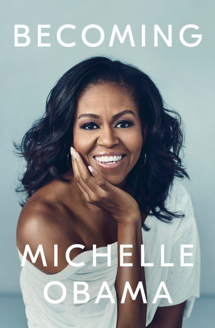 Becoming by Michelle Obama | 9780241334140