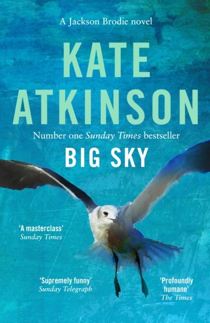 Big Sky by Kate Atkinson | 9780552776660