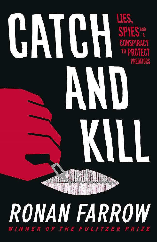 Catch and Kill by Ronan Farrow | 9780708899281