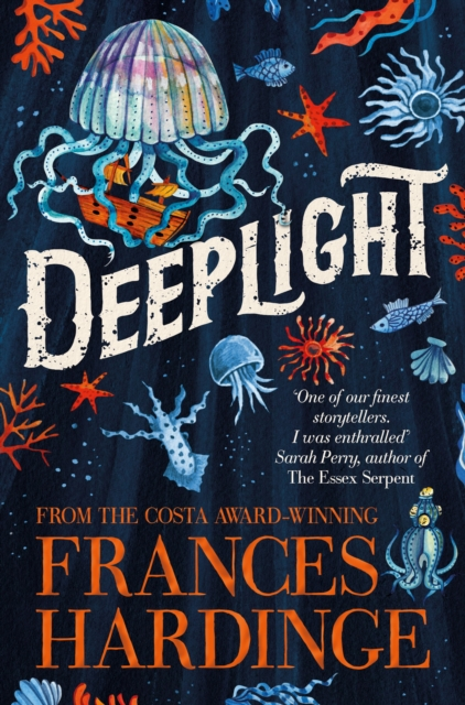 Deeplight by Frances Hardinge | 9781509897568