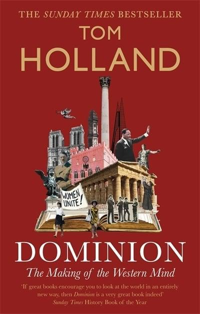 Dominion by Tom Holland | 9780349141206