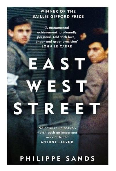 East West Street by Philippe Sands | 9781474601917