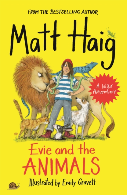 Evie and the Animals by Matt Haig | 9781786894311