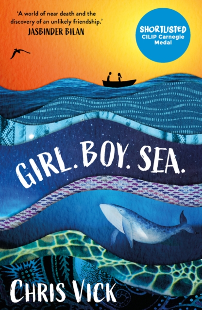 Girl. Boy. Sea. by Chris Vick | 9781789541380