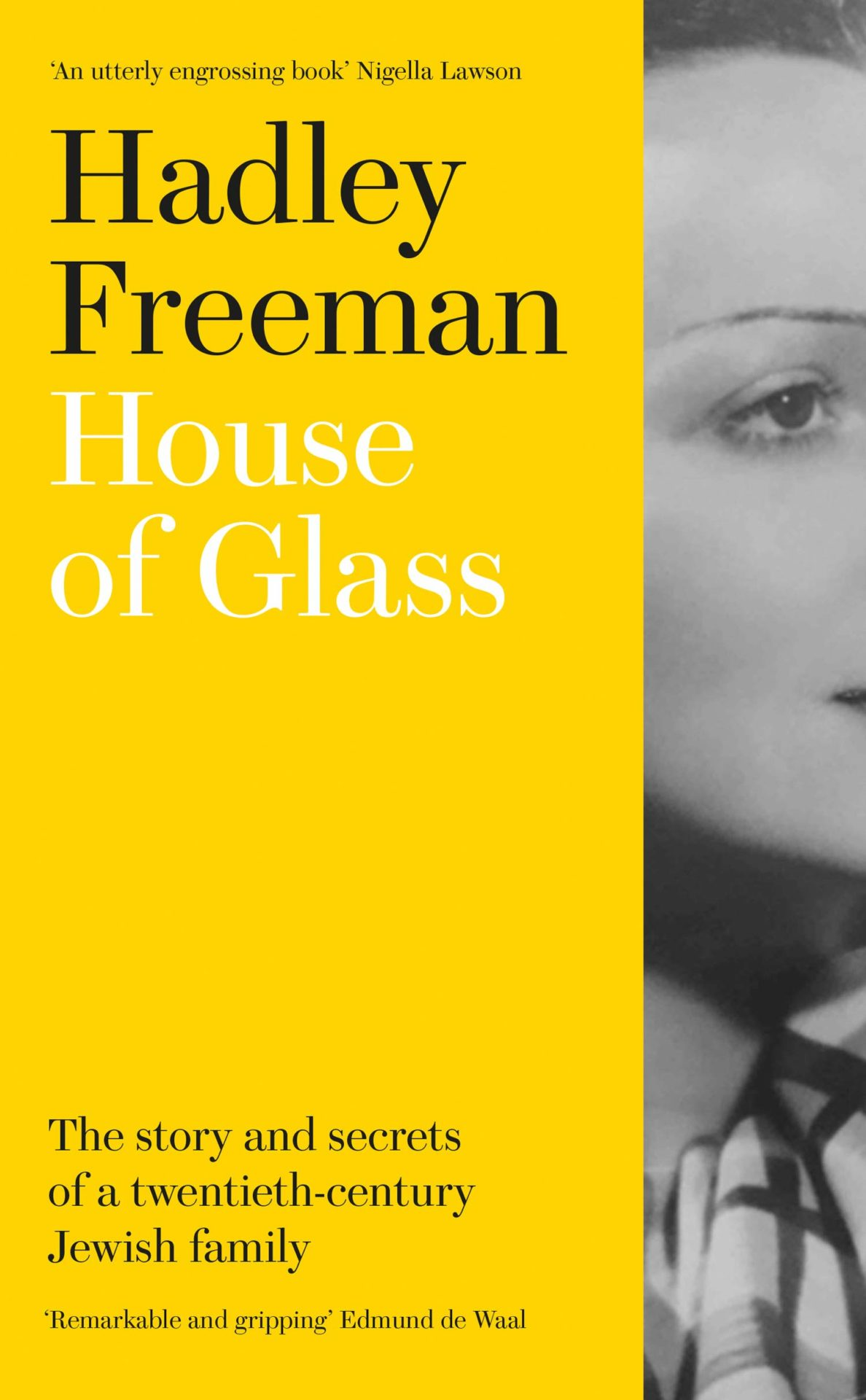 House of Glass by Hadley Freeman | 9780008322632