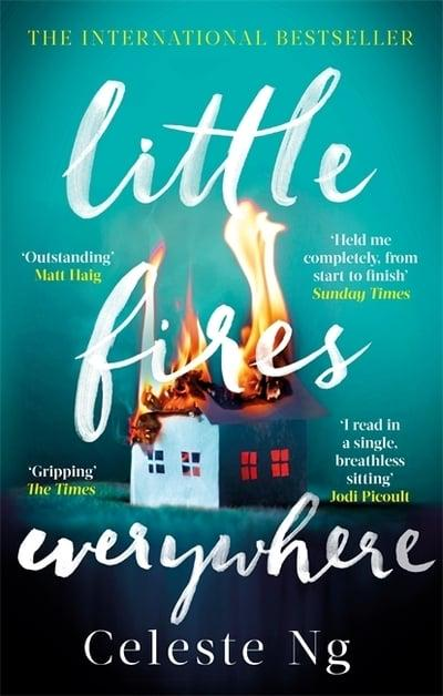 Little Fires Everywhere by Celeste Ng | 9780349142920