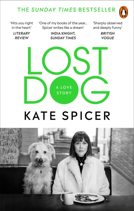 Lost Dog: A Love Story by Kate Spicer | 9781785039201
