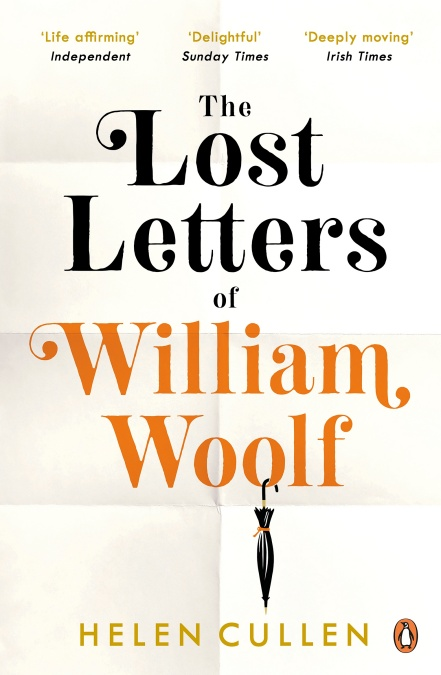The Lost Letters of William Woolf by Helen Cullen