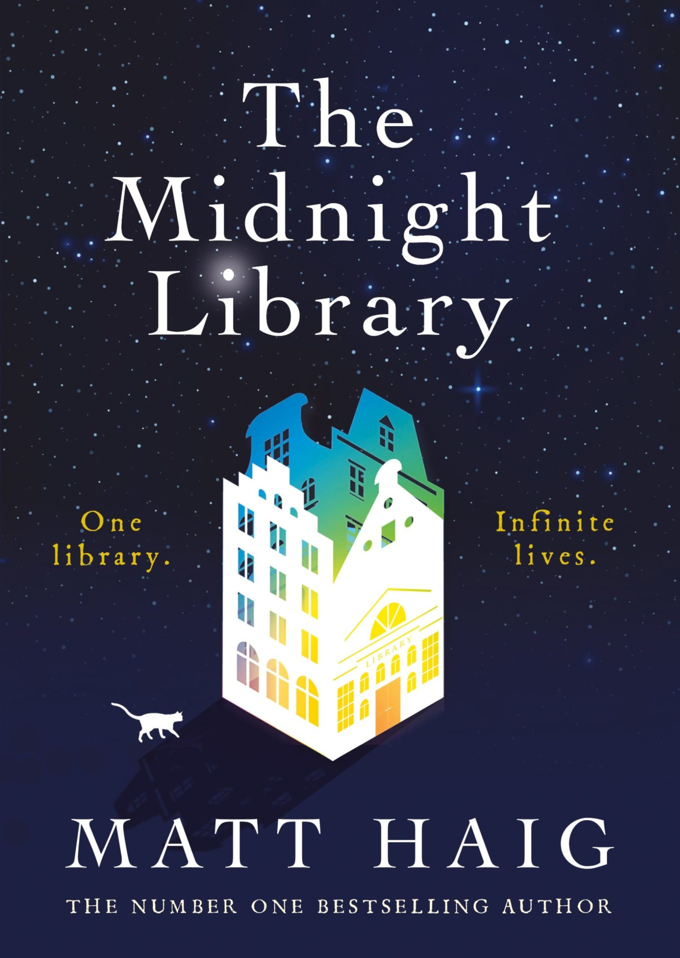 The Midnight Library by Matt Haig | 9781786892706