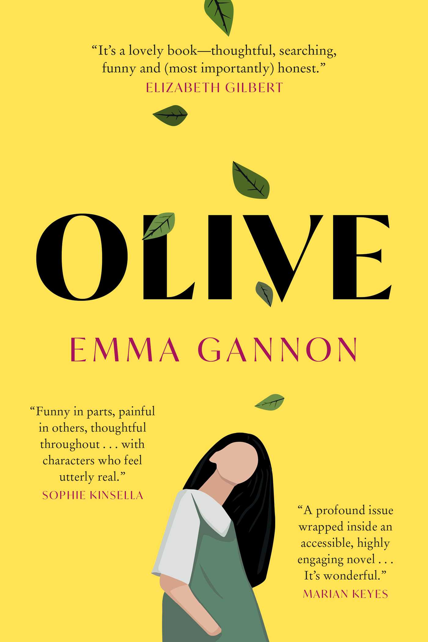 Olive by Emma Gannon | 9780008382728
