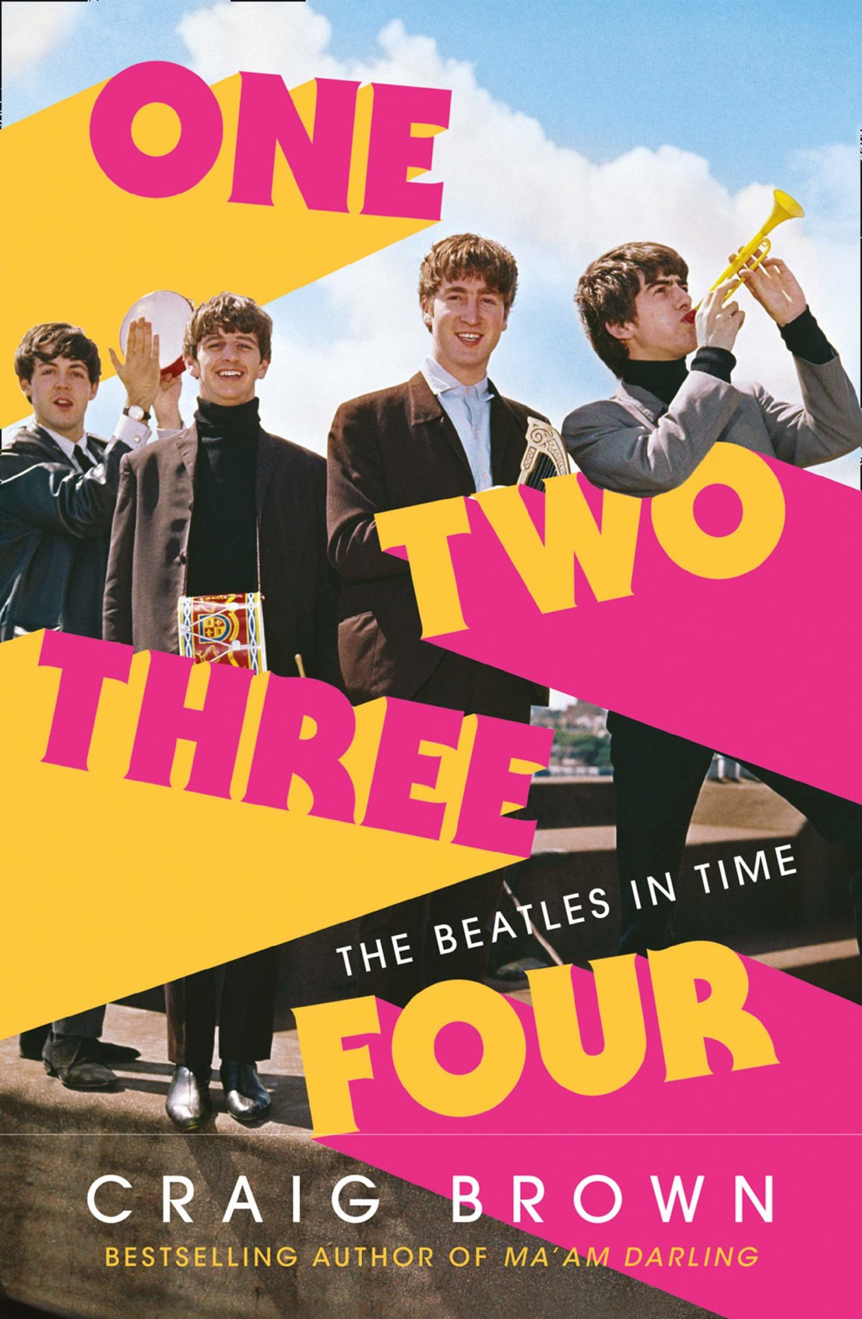 One Two Three Four: The Beatles in Time by Craig Brown | 9780008340001
