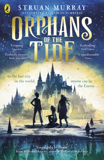 Orphans of the Tide by Struan Murray, Manuel Šumberac