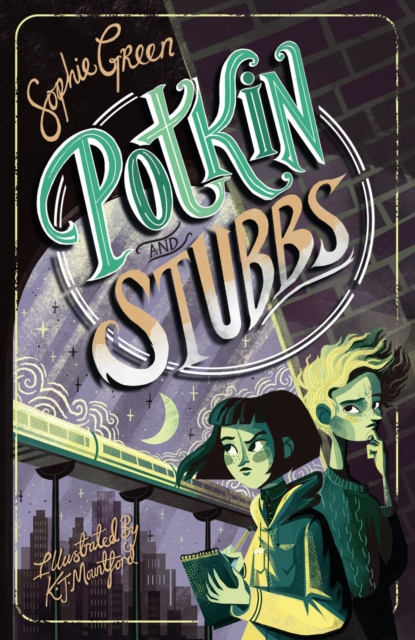Potkin and Stubbs by Sophie Green, Karl Mountford | 9781848127616