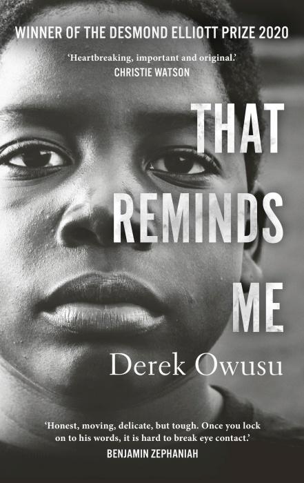 That Reminds Me by Derek Owusu   9781529118599