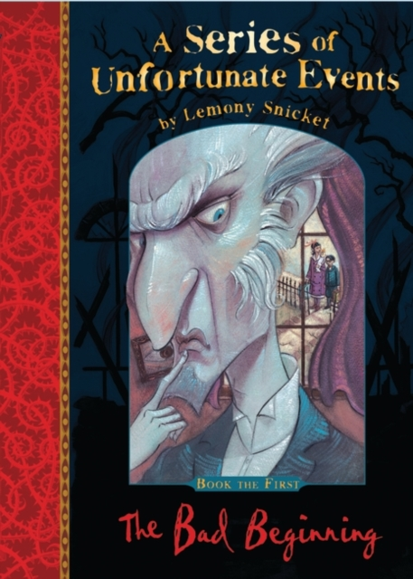 The Bad Beginning by Lemony Snicket | 9781405266062