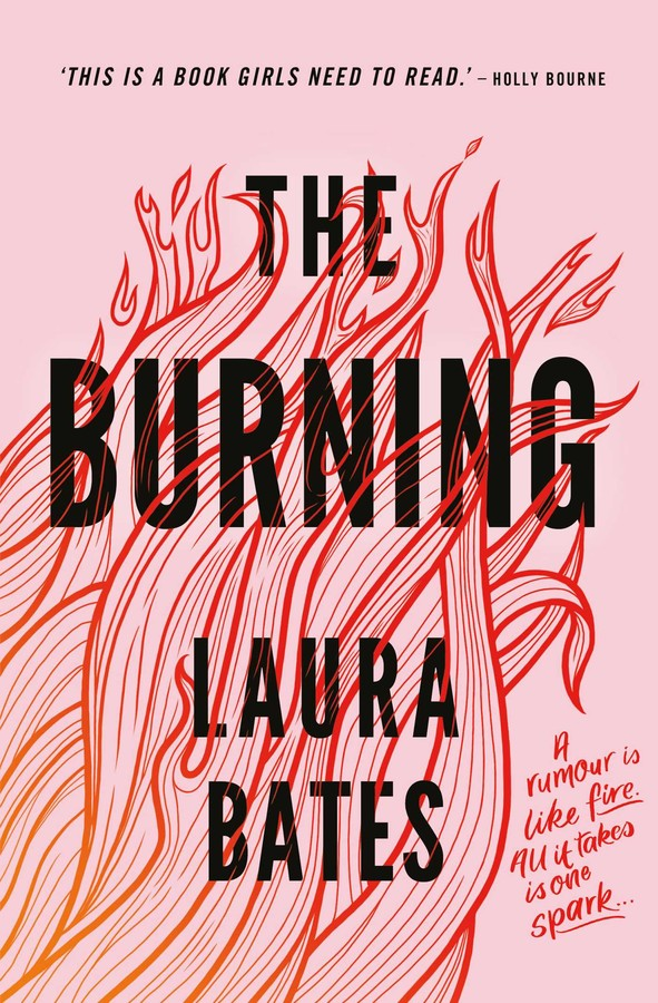 The Burning by Laura Bates | 9781471170201