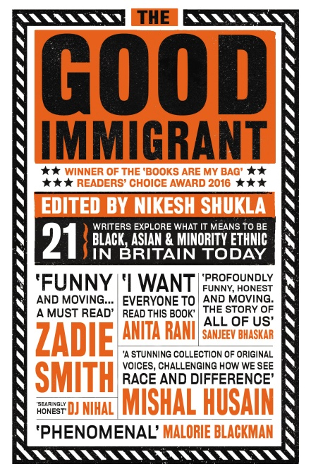 The Good Immigrant by  | 9781783523955