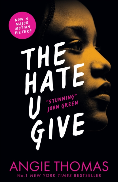 The Hate U Give by Angie Thomas | 9781406372151