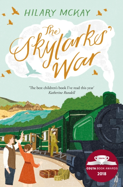 The Skylarks' War by Hilary McKay | 9781509894963