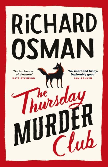 The Thursday Murder Club by Richard Osman | 9780241425442