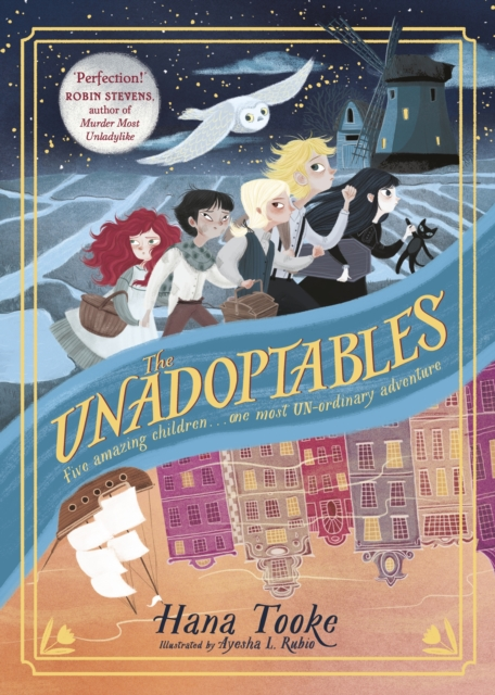 The Unadoptables by Hana Tooke, Ayesha L. Rubio | 9780241417461