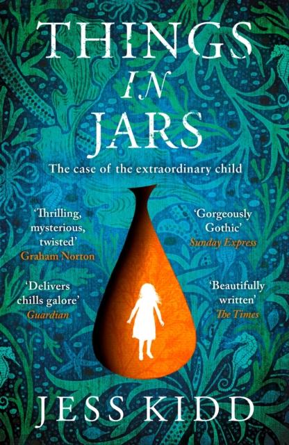 Things in Jars by Jess Kidd | 9781786893772
