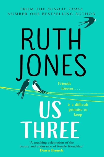 Us Three by Ruth Jones   9781787632257