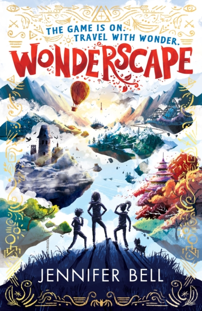 Wonderscape by Jennifer Bell
