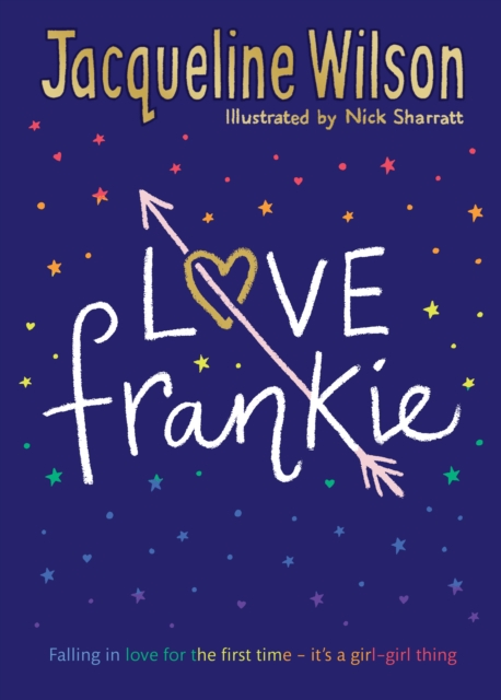 Love Frankie by Jacqueline Wilson | 9780857535894