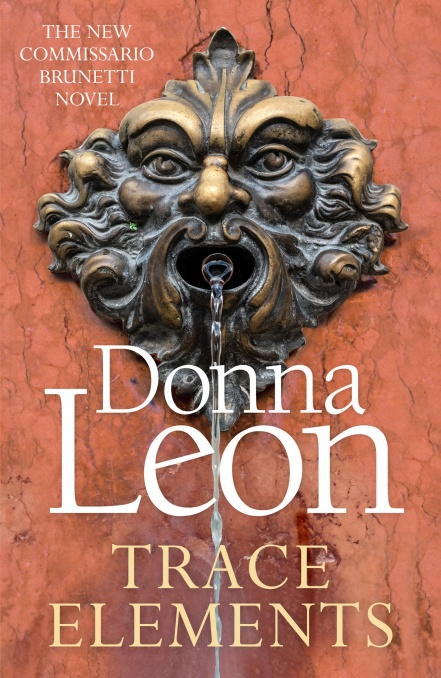 Trace Elements by Donna Leon | 9781787465121