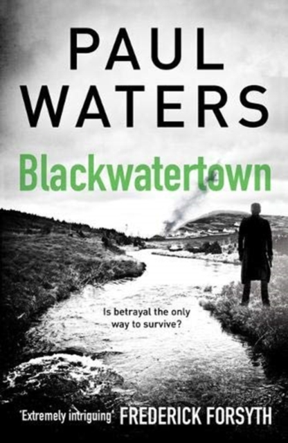 Blackwatertown by Paul Waters | 9781783529254