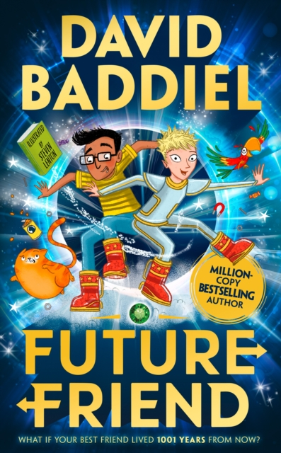 Future Friend by David Baddiel, Steven Lenton | 9780008334208