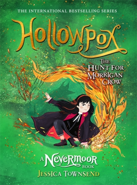 Hollowpox by Jessica Townsend | 9781510105300