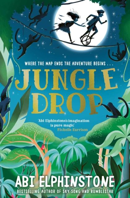 Jungledrop by Abi Elphinstone | 9781471173684