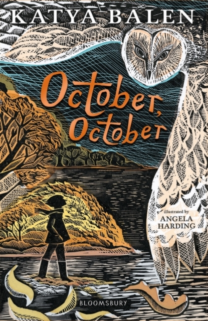 October, October by Katya Balen, Angela Harding | 9781526601902