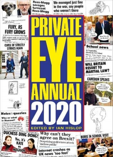 Private Eye Annual by  | 9781901784688