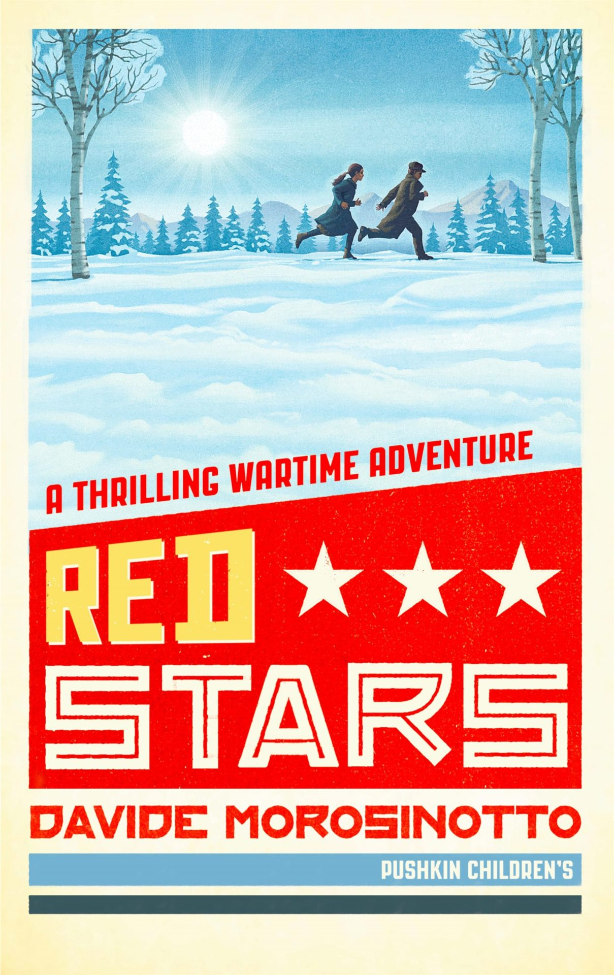 Red Stars by Davide Morosinotto (tr. Denise Muir) | 9781782692577