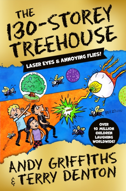 The 130-Storey Treehouse by Andy Griffiths, Terry Denton | 9781529045949