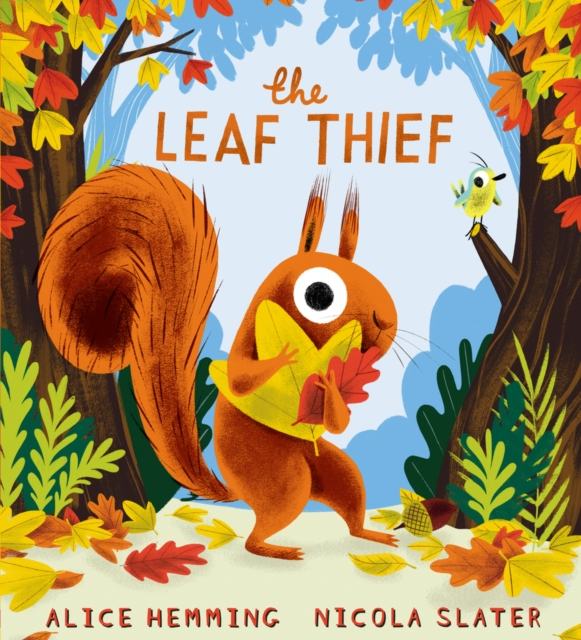 The Leaf Thief by Alice Hemming | 9781407191447