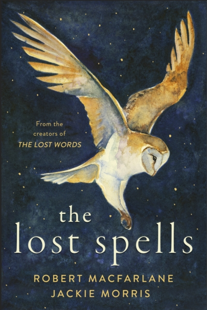 The Lost Spells by Robert Macfarlane, Jackie Morris | 9780241444641