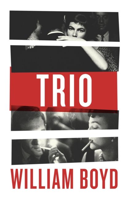 Trio by William Boyd | 9780241295953
