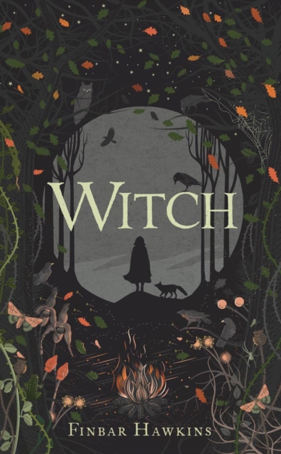 Witch by Finbar Hawkins | 9781838935610