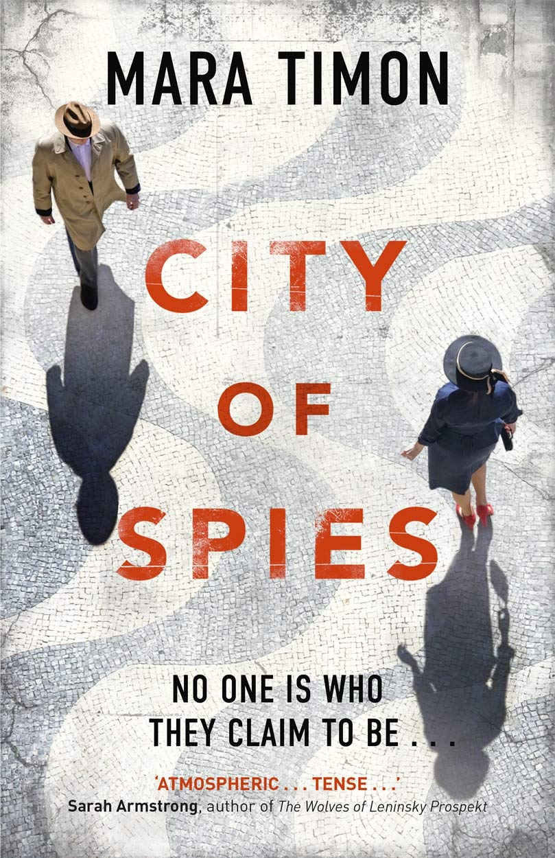 City of Spies by Mara Timon | 9781838770709