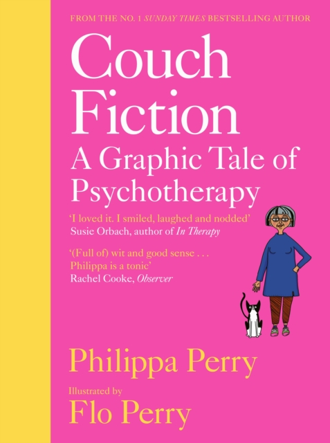 Couch Fiction by Philippa Perry, Flo Perry | 9780241461785