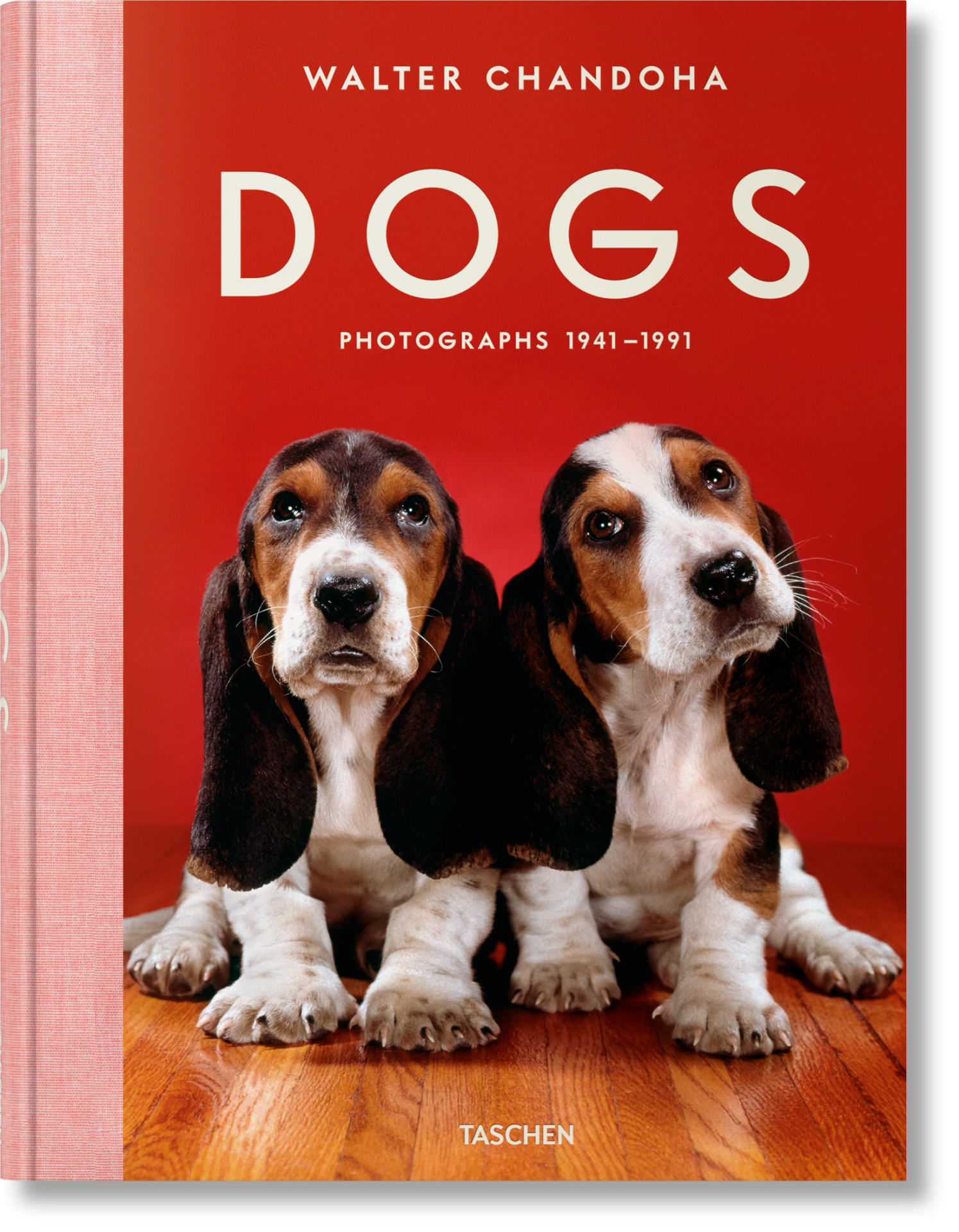 Walter Chandoha. Dogs. Photographs 1941-1991 by  | 9783836584296
