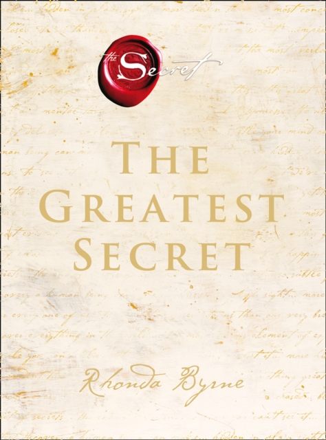 The Greatest Secret by Rhonda Byrne | 9780008447373